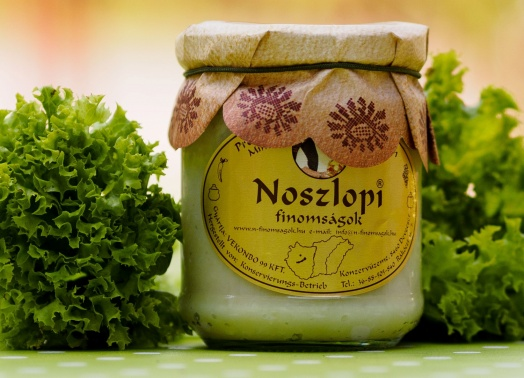 "Noszlopi ""Großvaters"" Knoblauchcreme"